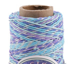 Mermaid & Metallic Silver Hemp Twine 20 lb, 187 ft