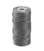 C-Lon Gray Fine Weight (.4mm) Bead Cord