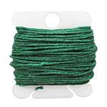 Green Irish Waxed Linen 7 ply