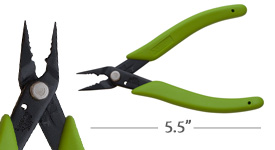 Xuron 494 4 in 1 Bead Crimping Plier