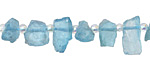Apatite Natural Cut Nugget Drop 3-8x5-12mm