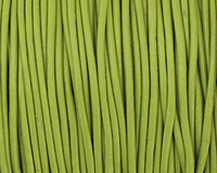 Fern Round Leather Cord 1.5mm