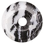 Mexican Zebra Jasper Donut 50mm