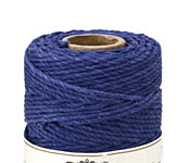 Blue Hemp Twine 48 lb, 205 ft