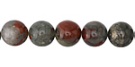 African Bloodstone Round 10mm