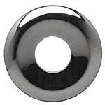 Hematite Donut 50mm