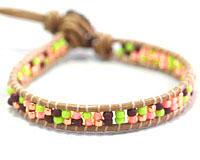 Wrapit Desert Rose Single Wrap Bracelet Kit