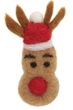 Felt Rudolph 24x67mm