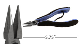 Lindstrom RX Chain Nose Pliers