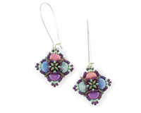 Gekko Boogie Earrings Pattern