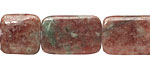 Kashgar Garnet Thin Pillow & Square Mix 13mm