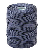 C-Lon Indigo Tex 400 (1mm) Bead Cord