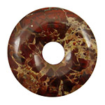 Poppy Jasper Donut 45mm