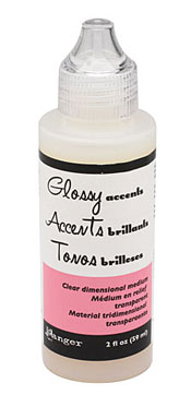 Glossy Accents Clear Gloss Medium 59ml