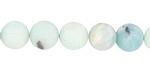 Amazonite (matte multi-color) Round 10mm