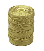 C-Lon Lemongrass (.5mm) Bead Cord