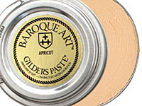Apricot Baroque Art Gilders Paste 30ml
