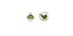 Unicorne Beads Lime Mini Teardrop 6-7mm