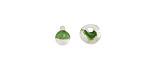 Unicorne Beads Lime Mini Teardrop 6-7mm