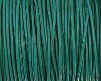 Esmeralda Round Leather Cord 1.5mm