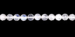 Rainbow Moonstone Faceted Round 4.5-5mm
