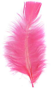 Flamingo Turkey Flat Feather 100-152mm
