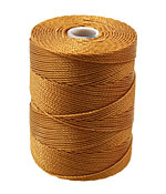 C-Lon Gold Fine Weight (.4mm) Bead Cord