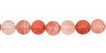 Cherry Quartz Round 8mm
