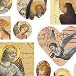 Nunn Design Angels Transfer Sheet