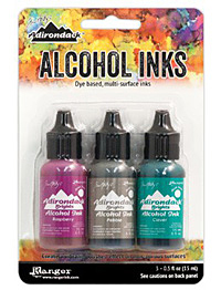 Adirondack Valley Trail Alcohol Ink Kit