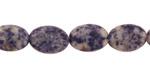 Brazil Sodalite Flat Oval 14x10mm