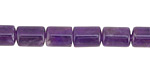 Amethyst (dark) Barrel 10x8mm
