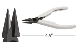Lindstrom Supreme Chain Nose Pliers