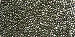 TOHO Metallic Moss Round 11/0 Seed Bead