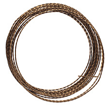 Parawire Vintage Bronze Twisted 21 Gauge, 15 Feet