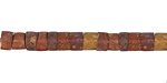 African Bauxite Beads 3-5x4-8mm
