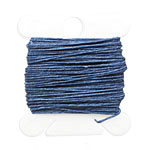 Royal Blue Irish Waxed Linen 3 ply