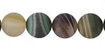 Woodland Agate (matte) Round 12mm