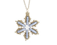 Ice Crystals Pendant Pattern