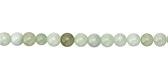 Burma Jade (light) Round 4mm