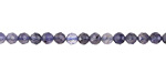 Iolite Faceted Round 3.5mm
