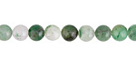 Green Chalcedony Round 6mm