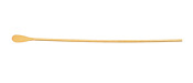"Gold (plated) Paddle Headpin 2"", 21 gauge"