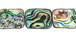 Abalone Thin Pillow 18x13mm