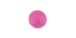 Berry Felt Round 10mm