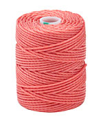C-Lon Chinese Coral Tex 400 (1mm) Bead Cord