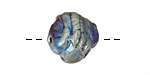 Xaz Raku Chameleon Small Orb 13-14mm