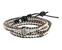 Wrapit Birch Triple Wrap Bracelet Kit