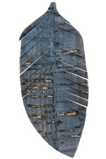 Denim Cork Feather Focal 32x75mm