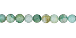 Chrysocolla (light) Round 6mm